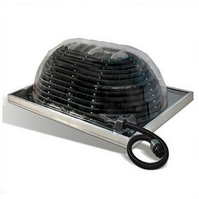 poolstar crechauffeur solaire aquadome. Black Bedroom Furniture Sets. Home Design Ideas