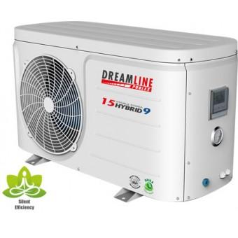 Poolstar pompe chaleur dreamline hybrid 12 6 for Pompe a chaleur piscine 20m3