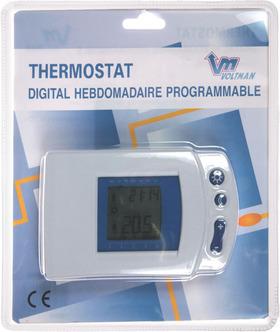 Voltman dio 080906 catgorie radiateur - Thermostat brico depot ...