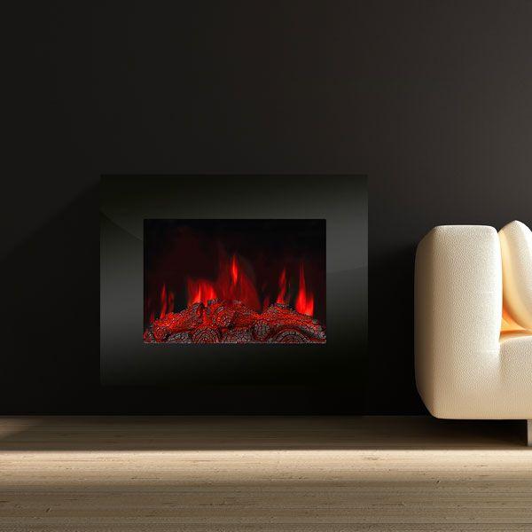 cheminee electrique gaya 1800 w