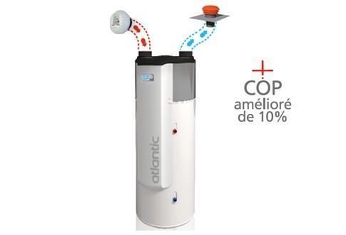 Thermodynamique guide d 39 achat - Chauffe eau thermodynamique thermor ...