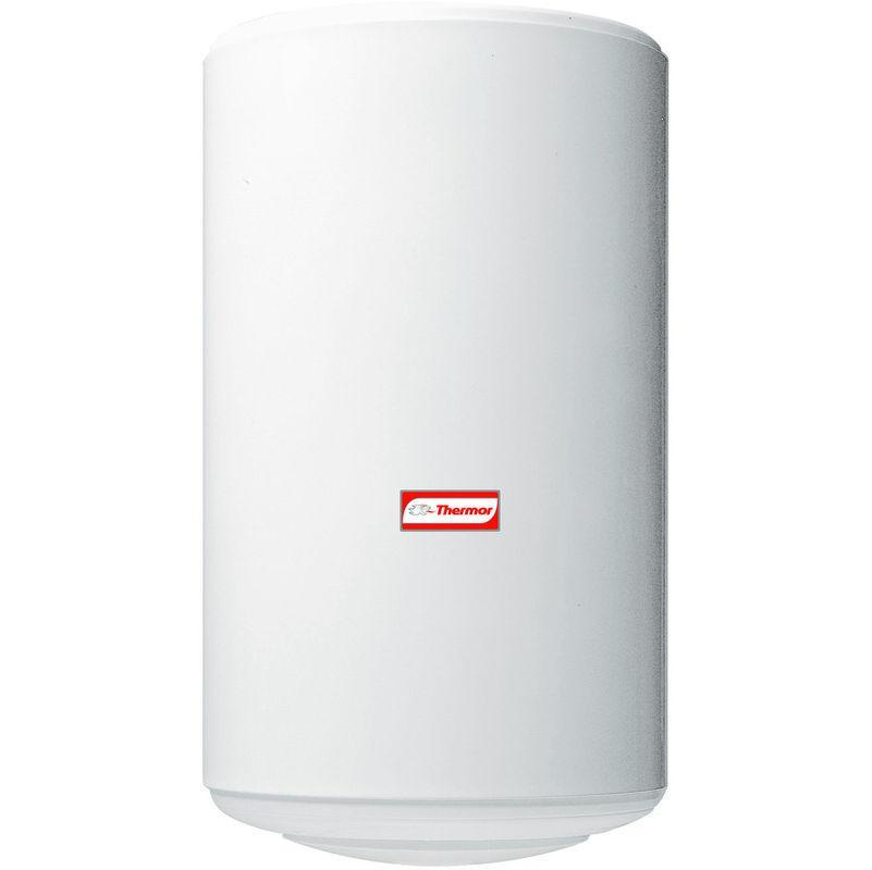 Thermor cchauffe eau lectrique steatis 200l vertical mur for Consommation chauffe eau 200l