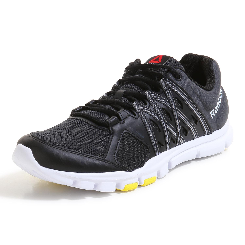 Reebok Yourflex 8 Chaussures De Sport Baskets Basses À Lacets Hommes vmWdqcTBS