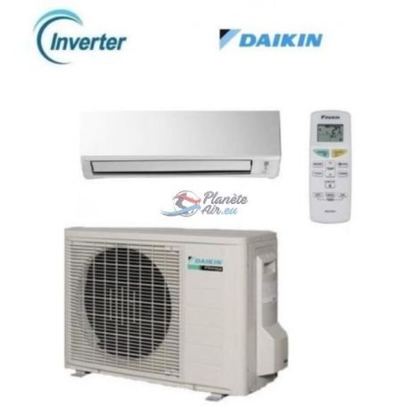daikin ftxb20c rxb20c clim inverter 2500w a. Black Bedroom Furniture Sets. Home Design Ideas