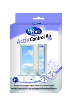 Wpro ckit evacuation pour climatiseur mob - Kit evacuation climatiseur mobile ...