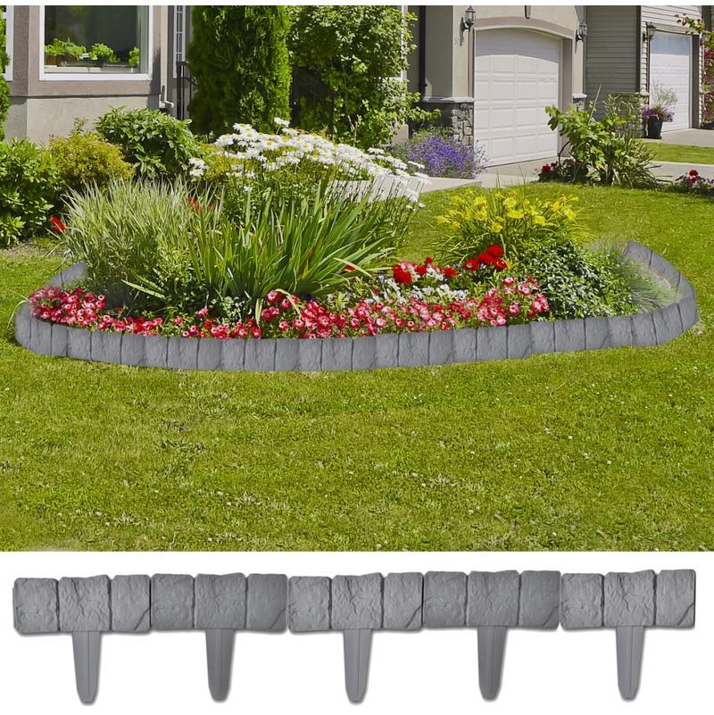 Awesome Bordure Massif Jardin Images - Design Trends 2017 ...