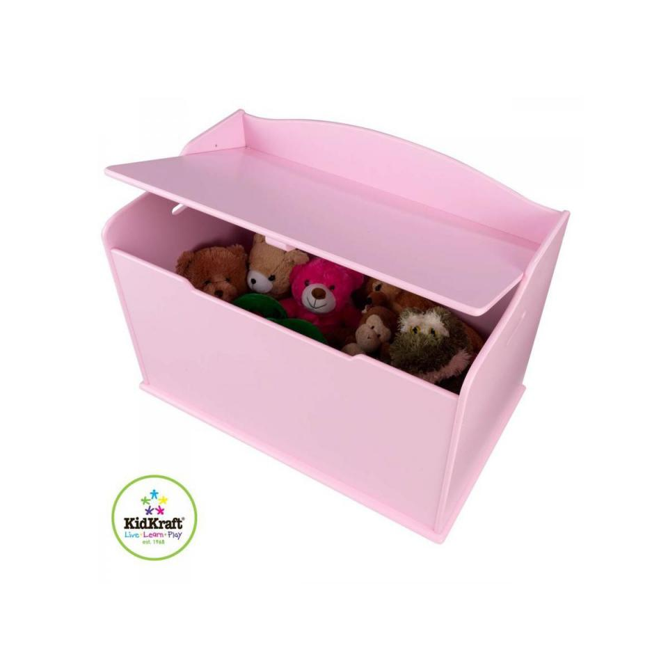 Catgorie coffres jouets du guide et comparateur d 39 achat - Coffre a jouet rose ...