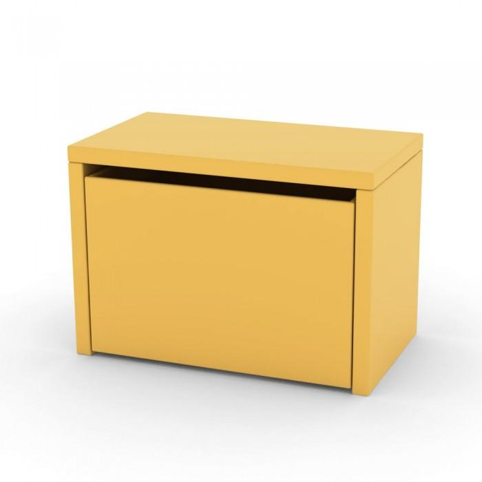fabriquer un coffre a jouets simple et rapide en bois maison design. Black Bedroom Furniture Sets. Home Design Ideas