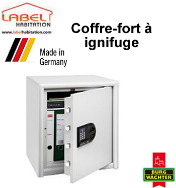 burg coffre fort ignifuge w chter combi line cl40e. Black Bedroom Furniture Sets. Home Design Ideas