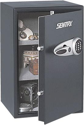 sentry csafe coffre fort combinaison lectronique 6. Black Bedroom Furniture Sets. Home Design Ideas