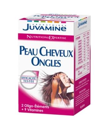 Juvamine Peau Cheveux Ongles