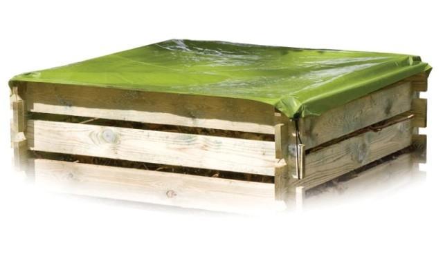 Composteur Bois Botanic : Accueil ? Guide d'achat ? Jardin ? Jardinage ? Composteur