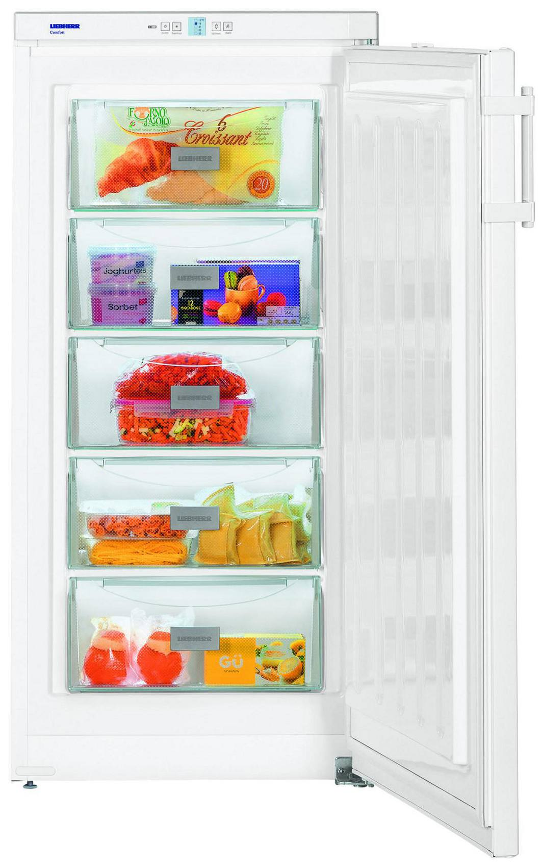 Congelateur armoire frost - Congelateur armoire no frost liebherr ...