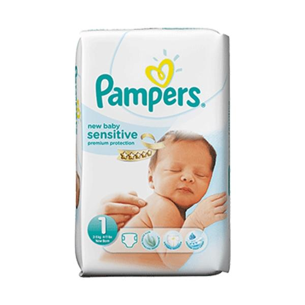 Sensitive guide d 39 achat - Couche pampers taille 1 pas cher ...