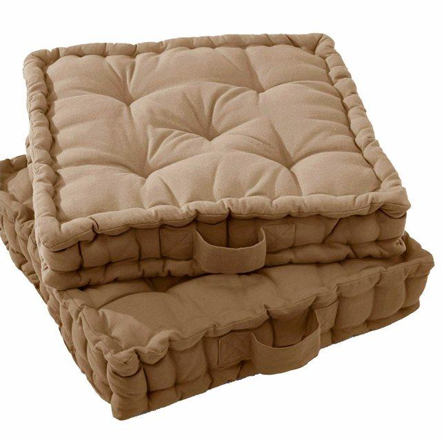 coussin de sol 50x50 pas cher coussin de sol chinon with coussin de sol 50x50 pas cher pouf. Black Bedroom Furniture Sets. Home Design Ideas