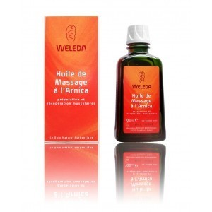 weleda c huile massage arnica 200ml. Black Bedroom Furniture Sets. Home Design Ideas