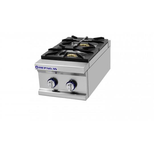 Recherche gaz du guide et comparateur d 39 achat - Table cuisson gaz 2 feux ...