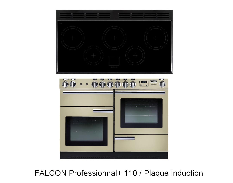 Falcon cuisini re grande largeur cdl100dfogceu cat gorie for Plaque de cuisson grande largeur