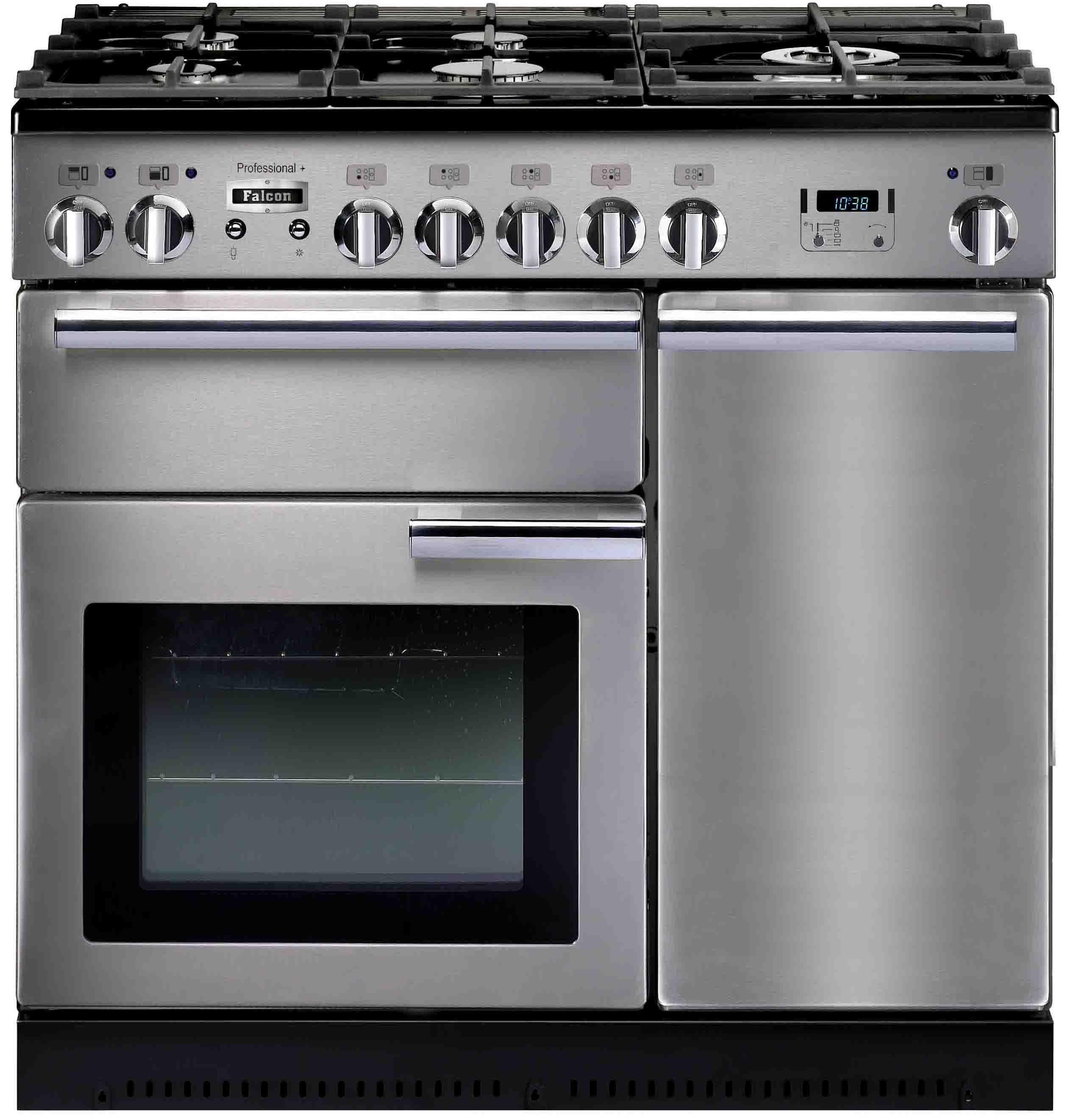 Falcon cuisinire tout gaz prop90dfssceu - Cuisiniere piano tout gaz ...