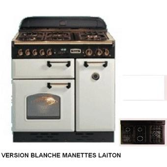Falcon ccuisini re grande largeur clas90lpwhb cat gorie cuisini re piano de c - Cuisiniere piano tout gaz ...