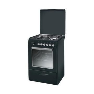 rosieres rmp6376pnx cat gorie cuisini re mixte. Black Bedroom Furniture Sets. Home Design Ideas