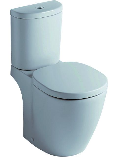 Catgorie cuvette wc du guide et comparateur d 39 achat - Cuvette wc suspendu ideal standard connect ...