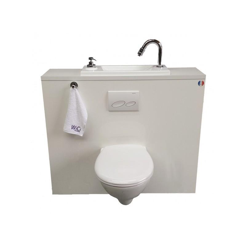 Cat gorie cuvette wc du guide et comparateur d 39 achat - Wc avec lavabo integre leroy merlin ...