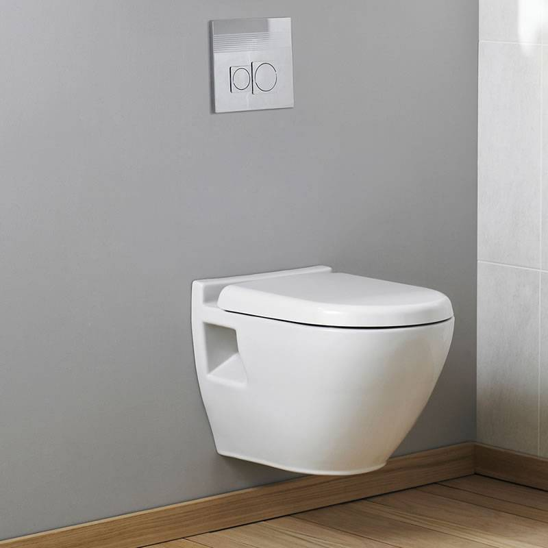 Toilette suspendu plan design d 39 int rieur et id es de for Interieur wc suspendu