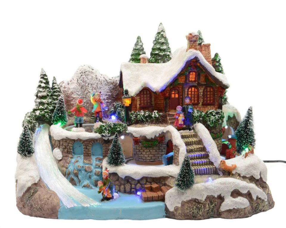Catgorie guirlande de nol du guide et comparateur d 39 achat for Decoration noel exterieur d occasion
