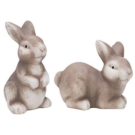 Cat gorie d coration de p que du guide et comparateur d 39 achat for Decoration jardin lapin