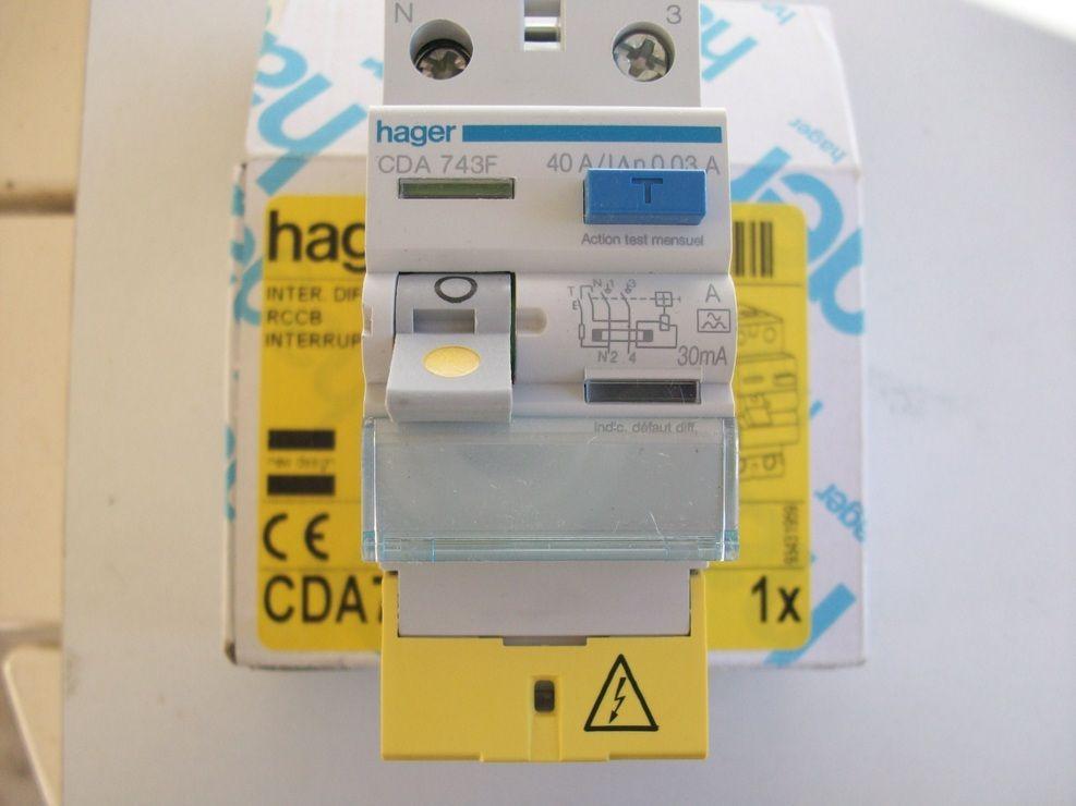 Le Post De L Installation électrique Logement Pièce Hc