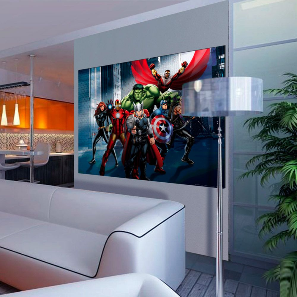 avengers cposter xxl h ros marvel. Black Bedroom Furniture Sets. Home Design Ideas