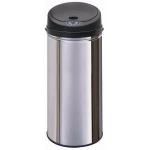 Kitchen move poubelle automatique 50l seau - Poubelle cuisine 50 litres ...