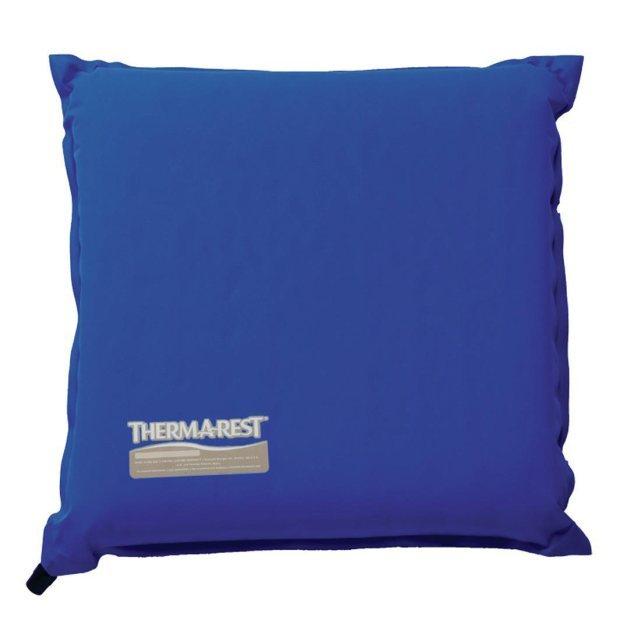 thermarest c camp coussin de voyage bleu. Black Bedroom Furniture Sets. Home Design Ideas