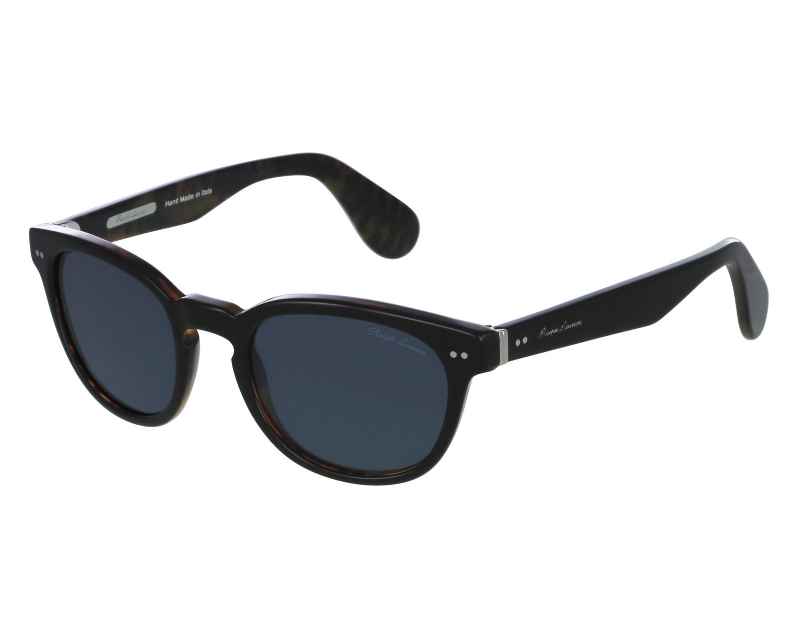 ralph lunettes de soleil femme noir lauren. Black Bedroom Furniture Sets. Home Design Ideas