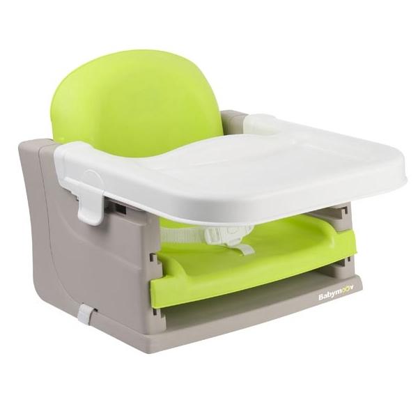 babymoov cr hausseur de chaise avec tablette zen. Black Bedroom Furniture Sets. Home Design Ideas