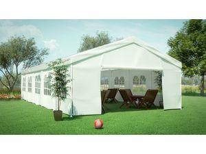 Chapiteau C Lutce 12x6m Rception Tente Jardin Tonnelle