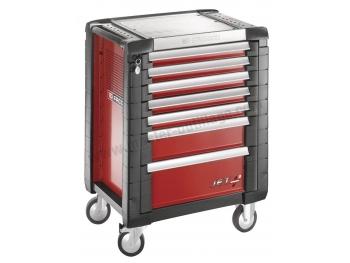 facom servante rouge 7 tiroirs jet 7m3pb. Black Bedroom Furniture Sets. Home Design Ideas