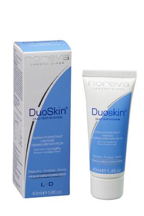 duoskin hydratant visage