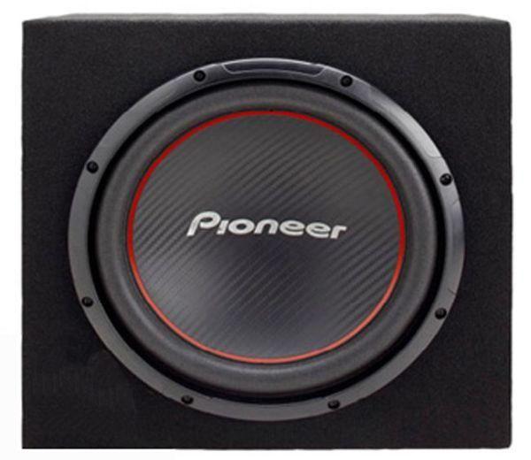 pioneer caisson haut parleurs ts w304r. Black Bedroom Furniture Sets. Home Design Ideas