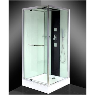 Catgorie douche du guide et comparateur d 39 achat for Prix cabine douche