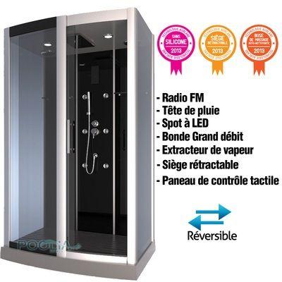Cat gorie douche page 2 du guide et comparateur d 39 achat - Cabine de douche avec radio ...