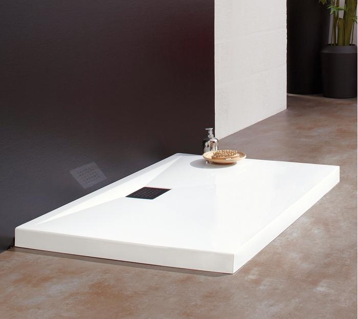 kinedo receveur rectangle standard kinecompact 100 x 90. Black Bedroom Furniture Sets. Home Design Ideas
