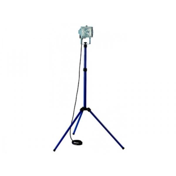 Brennenstuhl projecteur halogne sur pied tlescopique for Eclairage exterieur sur pied