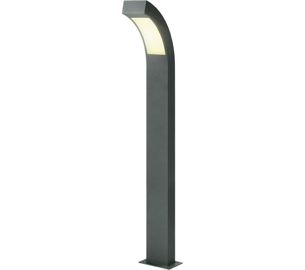 esotec lampe led dext rieur sur pied 100 cm anthracite. Black Bedroom Furniture Sets. Home Design Ideas