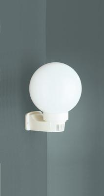 Massive bali applique extrieur blanc avec dtecteur for Massive eclairage exterieur