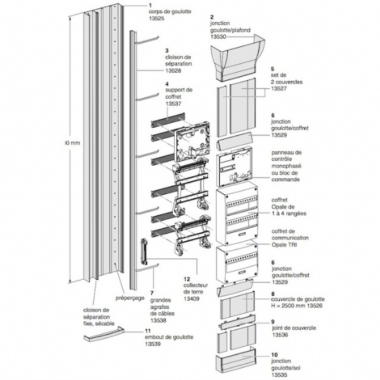 dimension gtl legrand capteur photo lectrique. Black Bedroom Furniture Sets. Home Design Ideas