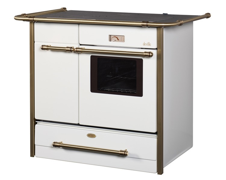 deville cuisiniere mixte co863701. Black Bedroom Furniture Sets. Home Design Ideas