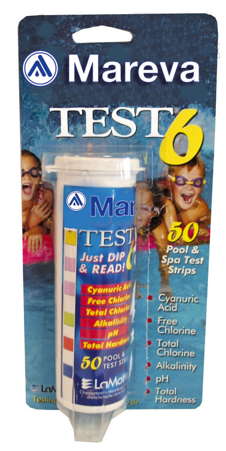 Mareva languettes chlore ph th tac brome stabilisant for Tac produit piscine