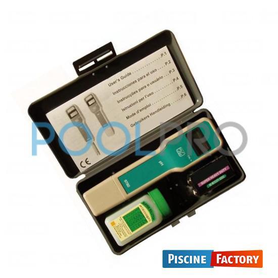 Testeur piles guide d 39 achat for Testeur ph electronique cash piscine